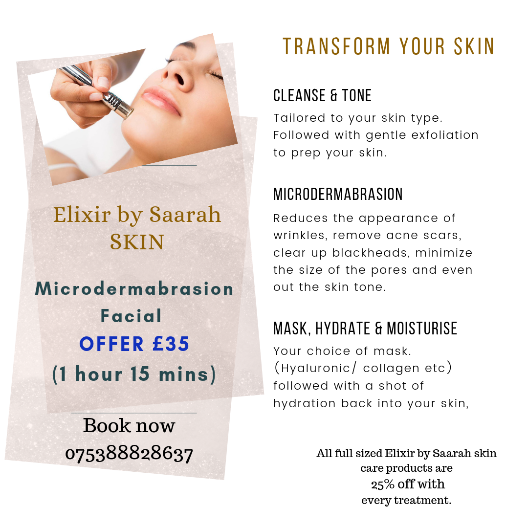 microderm Facial Treatments